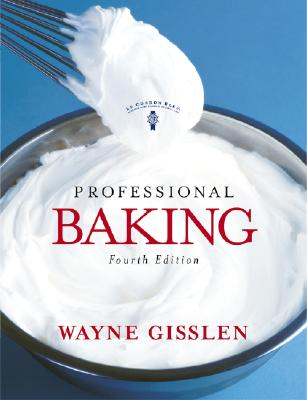 Image for Professional Baking, College Version with CD-Rom, 4th Edition