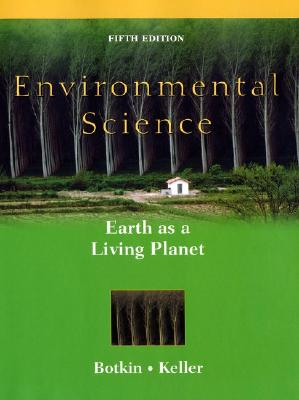 Image for Environmental Science: Earth as a Living Planet