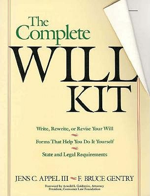 Image for The Complete Will Kit