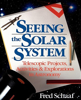 Image for SEEING THE SOLAR SYSTEM : TELESCOPIC PRO