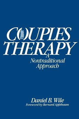 Image for Couples Therapy: A Nontraditional Approach