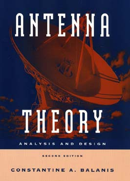 Image for Antenna Theory: Analysis and Design, 2nd Edition