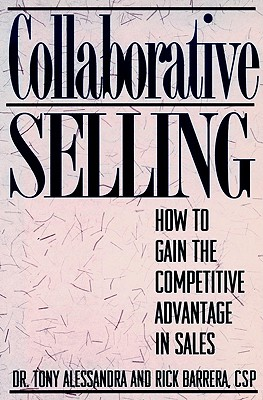 Image for COLLABORATIVE SELLING HOW TO GAIN THE COMPETITIVE ADVANTAGE IN SALES