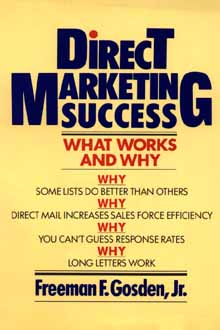 Image for Direct Marketing Success: What Works and Why (Wiley Series on Business Strategy)