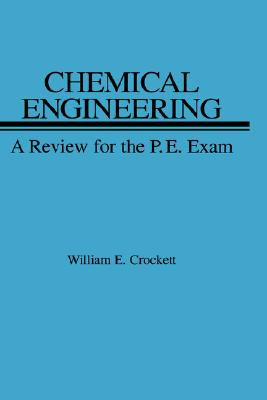 Image for Chemical Engineering Review for PE Exam