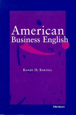 Image for American Business English