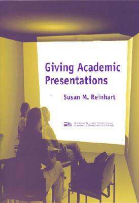 Image for Giving Academic Presentations