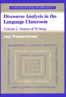 Image for Discourse Analysis in the Language Classroom