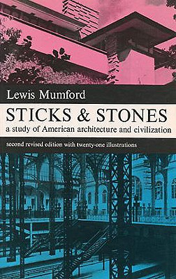 Image for Sticks and Stones (Dover Books on Architecture)