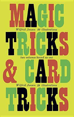 Image for Magic Tricks and Card Tricks (Dover Magic Books)