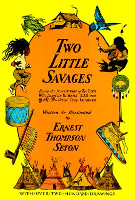 Image for Two Little Savages (Dover Children's Classics)