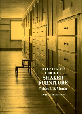 Image for Illustrated Guide to Shaker Furniture