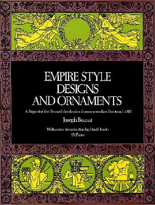 Image for Empire Style Designs and Ornaments (Dover Pictorial Archives)