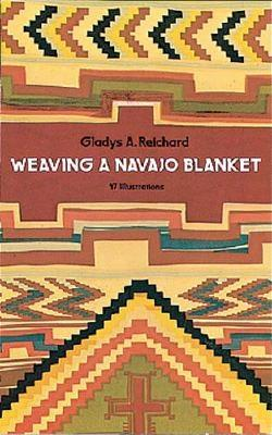 Image for WEAVING A NAVAJO BLANKET