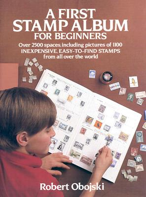 Image for A First Stamp Album for Beginners