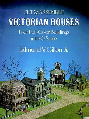 Image for Cut & Assemble Victorian Houses (Cut & Assemble Buildings in H-O Scale)