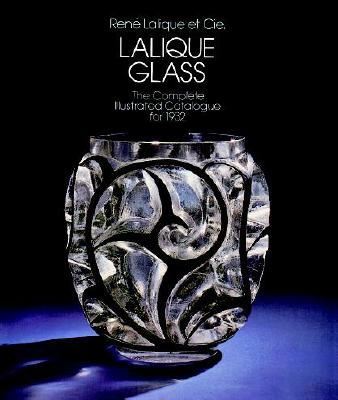 Image for Lalique Glass: The Complete Catalogue for 1932