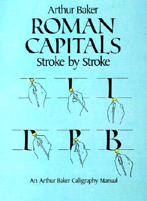 Image for Roman Capitals Stroke by Stroke