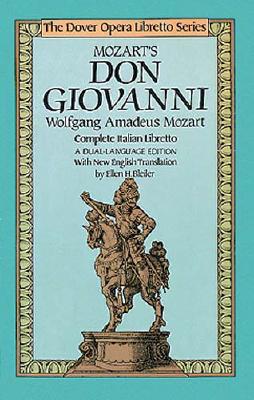 Image for Don Giovanni (Dover Opera Libretto Series) (Italian and English Edition)