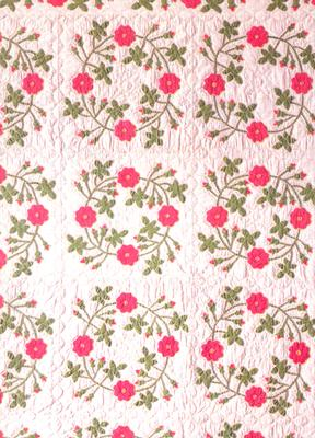 Rose Wreath Quilt Notebook (Decorative Notebooks), Dover