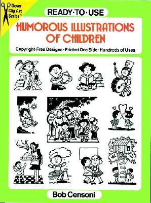 Image for READY-TO-USE HUMOROUS ILLUS./CHILDREN