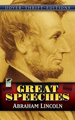 Image for Abraham Lincoln: Great Speeches (Dover Thrift Editions)