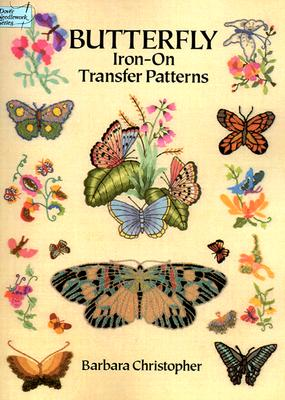 Butterfly Iron-on Transfer Patterns, Barbara Christopher
