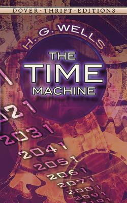Image for The Time Machine (Dover Thrift Editions)