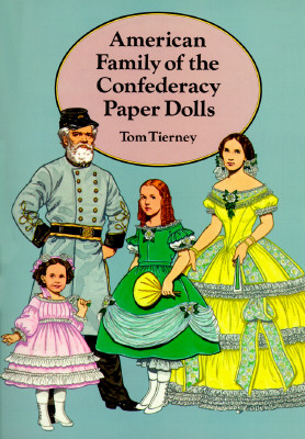 Image for American Family of the Confederacy Paper Dolls