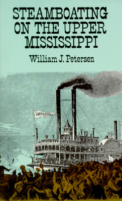 Image for Steamboating on the Upper Mississippi