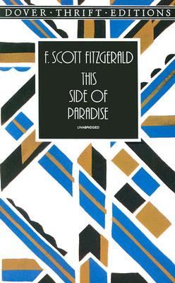 This Side of Paradise (Dover Thrift Editions), F. Scott Fitzgerald