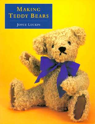 Image for Making Teddy Bears