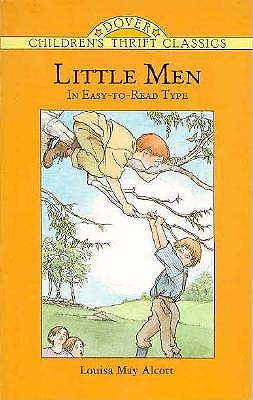 Little Men, LOUISA MAY ALCOTT, ROBERT BLAISDELL, THEA KLIROS