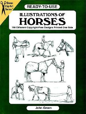 Image for READY-TO-USE ILLUSTRATIONS OF HORSES