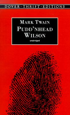 Image for Pudd'nhead Wilson (Dover Thrift Editions)