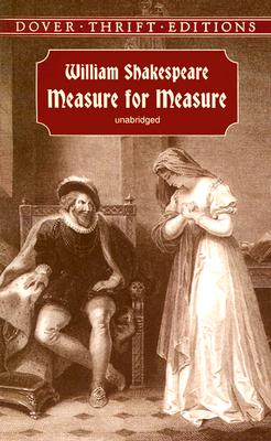 Image for Measure for Measure: Unabridged (Dover Thrift Editions)