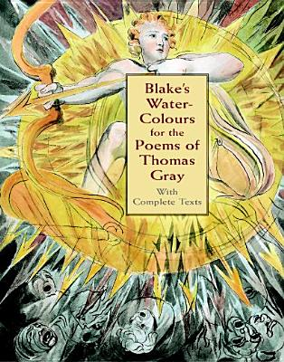 Image for Blake's Water-Colours for the Poems of Thomas Gray: With Complete Texts (Dover Fine Art, History of Art)
