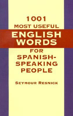 Image for 1001 Palabras Inglesas Mas Utiles Para Hispanoparlantes