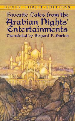 Image for Favorite Tales from the Arabian Nights' Entertainments (Dover Thrift Editions)