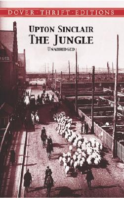 Image for The Jungle (Dover Thrift Editions)