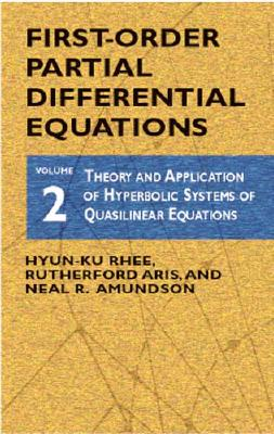 Image for First-Order Differential Equations: Volume 2, Theory and Application of Hyperbolic Systems of Quasilinear Equations