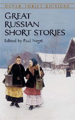 Image for Great Russian Short Stories (Dover Thrift Editions)