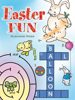 Easter Fun (Dover Holiday Coloring Book), Ross, Suzanne; Coloring Books