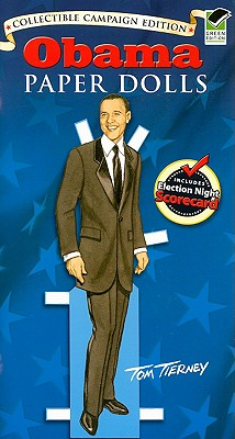 Image for Obama Paper Dolls (Collectible Campaign Edition)