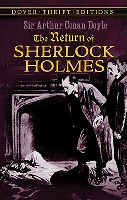 Image for The Return of Sherlock Holmes (Dover Thrift Editions)