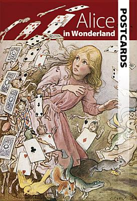 Image for Alice in Wonderland Postcards (Dover Postcards)