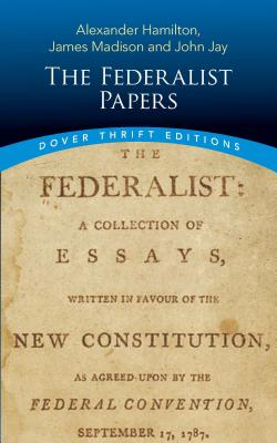 Image for The Federalist Papers (Dover Thrift Editions)