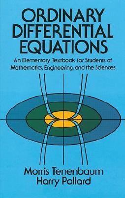 Image for Ordinary Differential Equations: An Elementary Textbook for Students of Mathemat