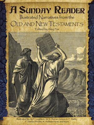 Image for A Sunday Reader: Illustrated Narratives from the Old Testament