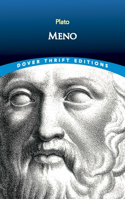 Image for Meno (Dover Thrift Editions)